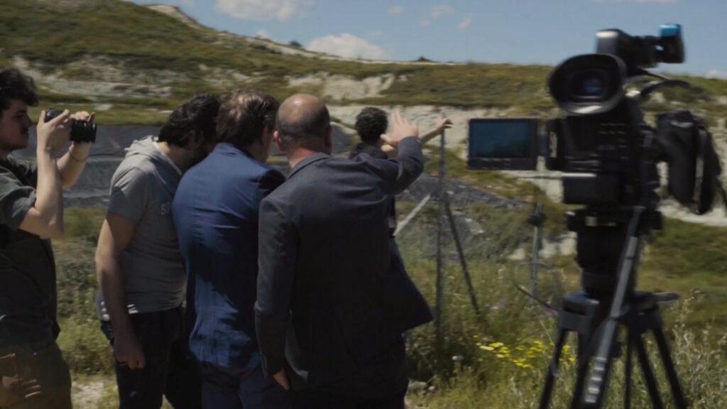 """Backstage docufilm """"Terra Mia, non è un Paese per Santi"""""""